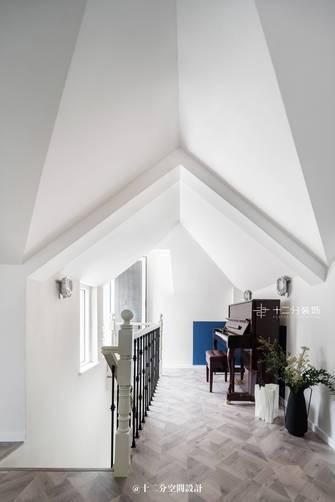 20万以上140平米复式法式风格阁楼图