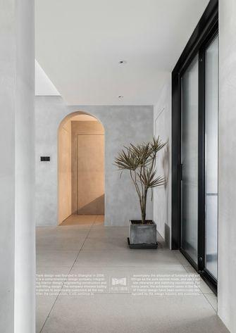 豪华型140平米四室两厅工业风风格走廊图