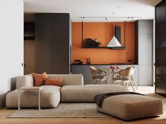经济型100平米现代简约风格卧室效果图