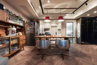 10-15万70平米公寓混搭风格餐厅装修图片大全