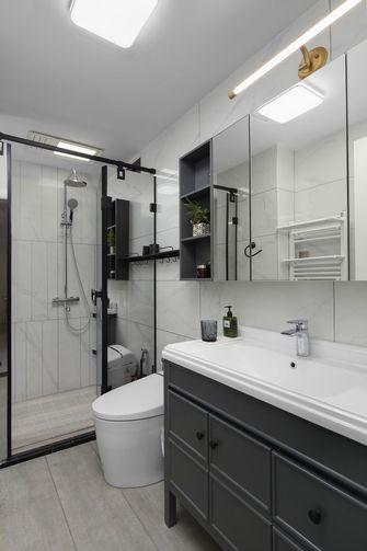 10-15万60平米公寓北欧风格卫生间图片