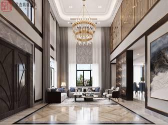 豪华型140平米别墅混搭风格客厅设计图