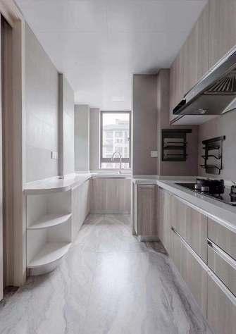 20万以上140平米四室两厅北欧风格厨房图