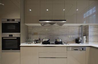 20万以上140平米四室三厅轻奢风格厨房装修案例