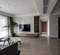140平米别墅中式风格客厅效果图