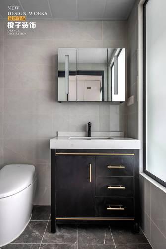 3万以下140平米四室两厅法式风格卫生间欣赏图
