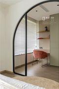 140平米三法式风格书房装修案例