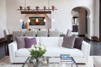 3万以下140平米别墅地中海风格客厅装修图片大全