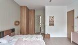 富裕型140平米三室一厅日式风格卧室欣赏图