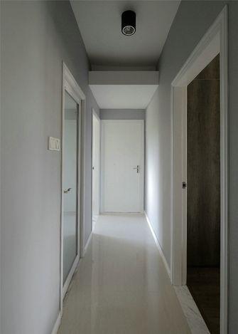 15-20万90平米三室一厅北欧风格走廊装修效果图