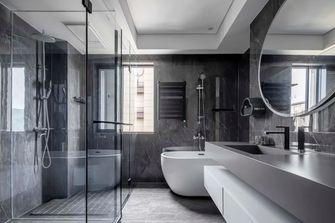 富裕型140平米四现代简约风格卫生间图片