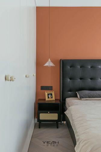 140平米四室一厅混搭风格卧室图