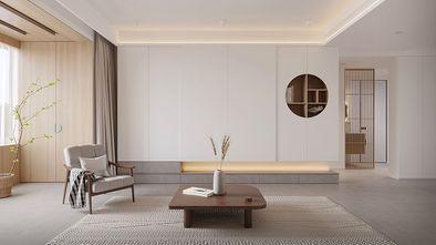 富裕型130平米三室两厅日式风格客厅效果图