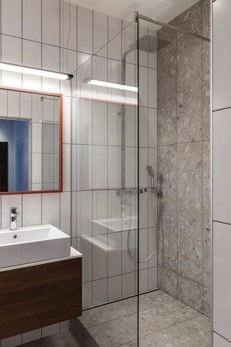 经济型30平米超小户型现代简约风格卫生间设计图