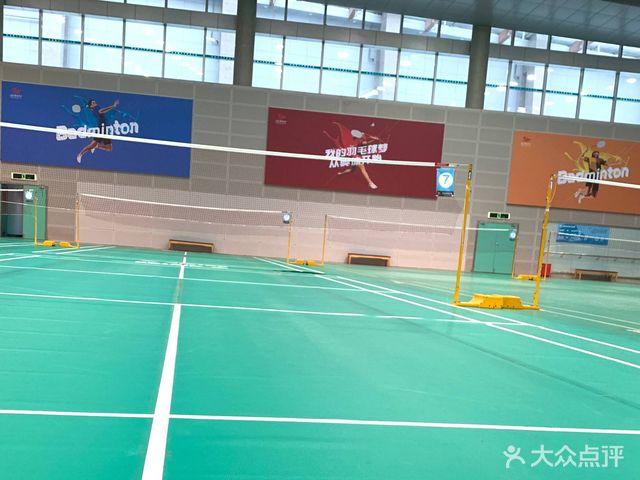 南京奥体中心羽毛球俱乐部