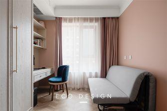 10-15万110平米三室两厅法式风格书房装修图片大全