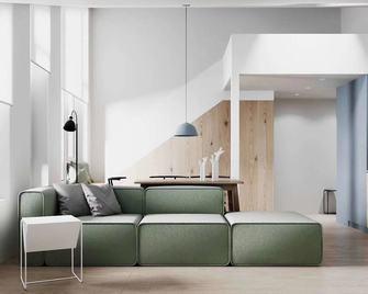60平米一室一厅欧式风格客厅图片大全