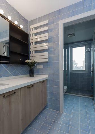 豪华型130平米四室两厅北欧风格卫生间装修图片大全