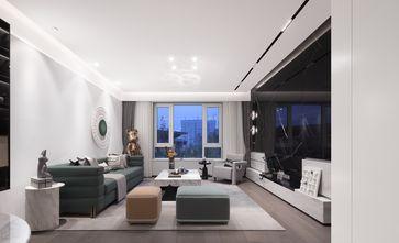 140平米三混搭风格客厅效果图