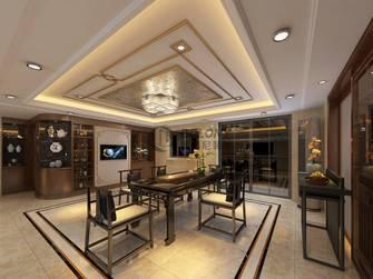 20万以上140平米别墅欧式风格餐厅装修效果图
