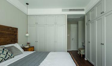 富裕型140平米四混搭风格卧室图片