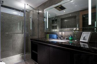 20万以上140平米三现代简约风格卫生间装修图片大全