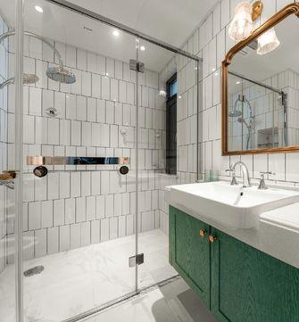 20万以上140平米三室两厅欧式风格卫生间欣赏图