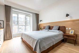 豪华型120平米三室两厅欧式风格卧室图片大全