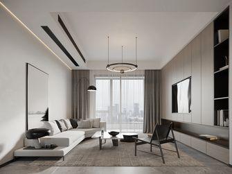 15-20万三室三厅现代简约风格客厅装修效果图