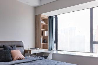 15-20万100平米三室一厅现代简约风格卧室设计图