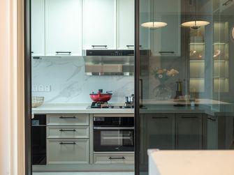 经济型90平米三室两厅美式风格厨房设计图