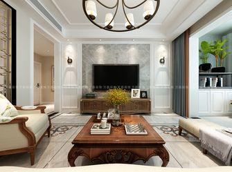 20万以上140平米四室两厅美式风格客厅欣赏图