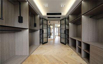 豪华型140平米别墅欧式风格衣帽间图片大全