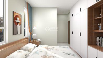 90平米四室两厅北欧风格卧室图片大全