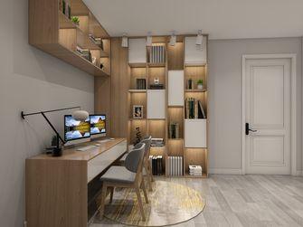 3万以下140平米三室两厅中式风格书房图片大全