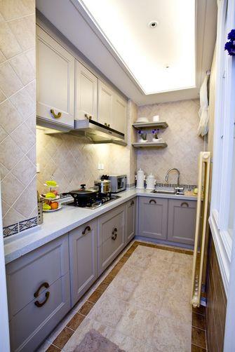 5-10万100平米三地中海风格厨房欣赏图