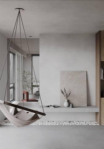 经济型130平米三室两厅混搭风格阳台图片