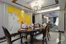 豪华型140平米法式风格餐厅欣赏图