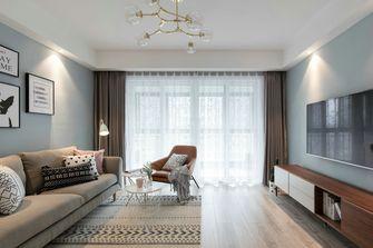 5-10万90平米北欧风格客厅装修案例