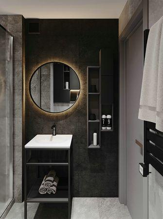 富裕型100平米三室两厅北欧风格卫生间效果图