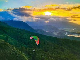 黑麋峰滑翔伞基地