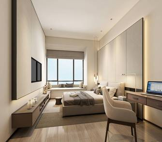 经济型140平米四室两厅轻奢风格卧室图片