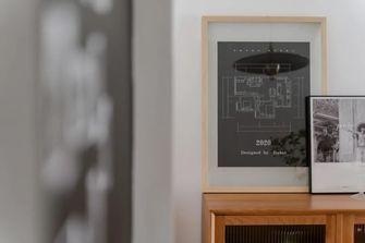 经济型80平米日式风格玄关设计图