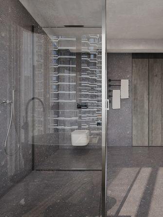 20万以上140平米复式现代简约风格卫生间图片