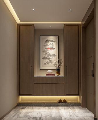豪华型140平米三室三厅中式风格玄关装修图片大全