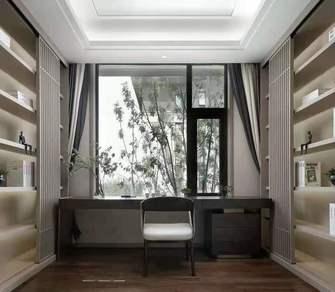 140平米三中式风格书房图片