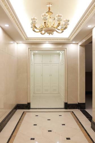 豪华型140平米别墅欧式风格衣帽间图