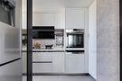20万以上120平米复式现代简约风格厨房装修图片大全
