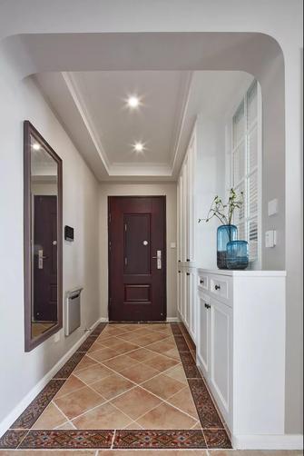 富裕型120平米四室两厅美式风格玄关图片
