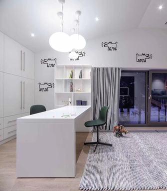 120平米复式地中海风格书房装修图片大全